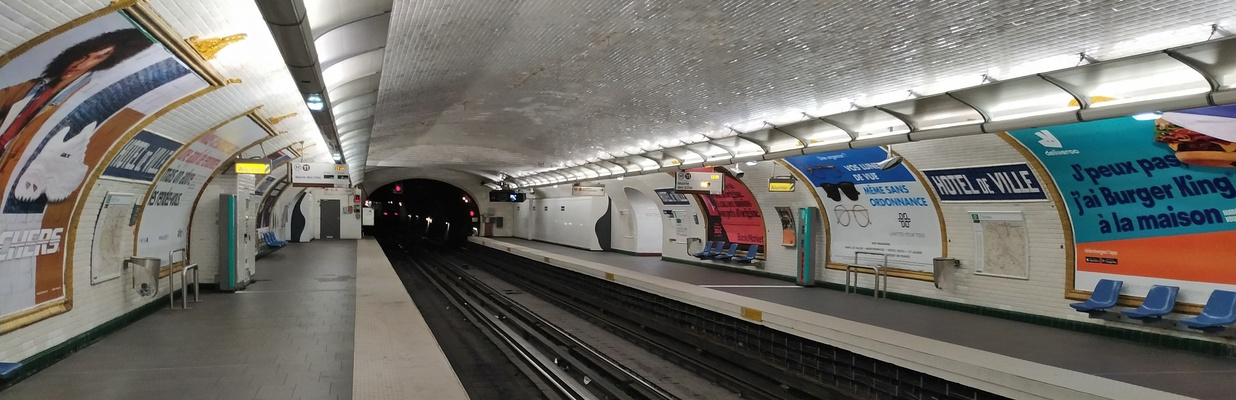 Image for Paris metro