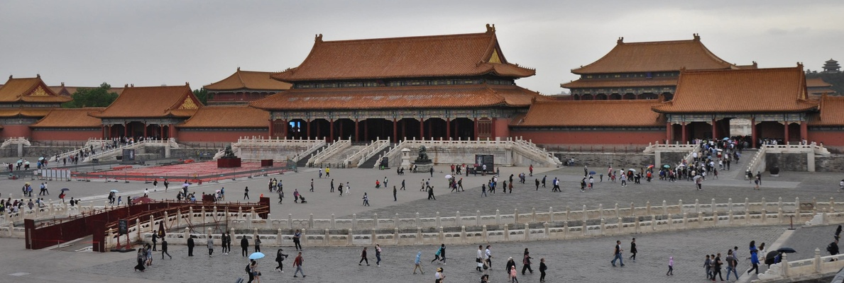 Image for Forbidden city