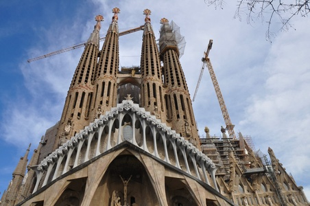 Image for Barcelona: Gaudi
