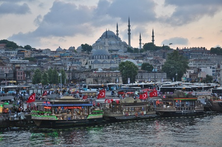 Image for Istanbul city center