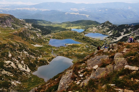 Image for Rila lakes