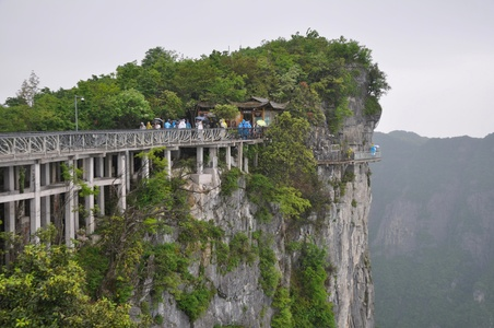 Image for Tianmen mountain