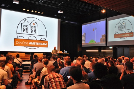 Image for Devops days Amsterdam